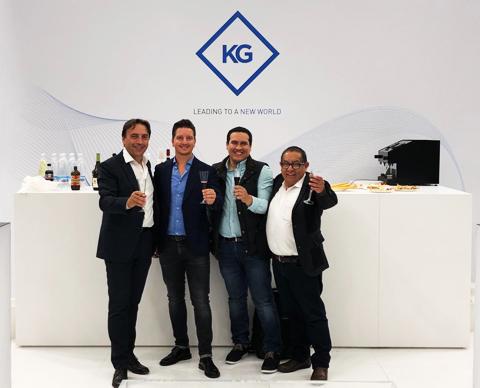 KeraGlass Tempering Furnace Auroglass Peru