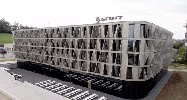 Glas Trösch intelligent glass solutions for SCOTT Sports-1
