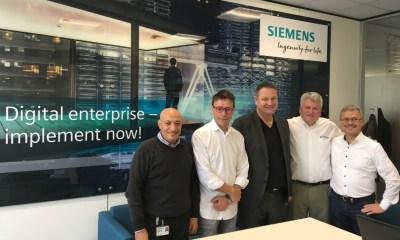 Siemens Fenetech Glass Processing