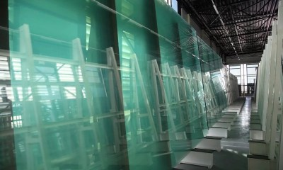 how to store laminated glass
