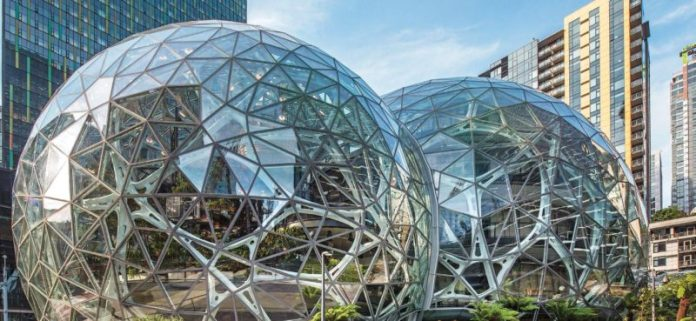 AmazonSpheres VitroGlazings Low Iron Glass