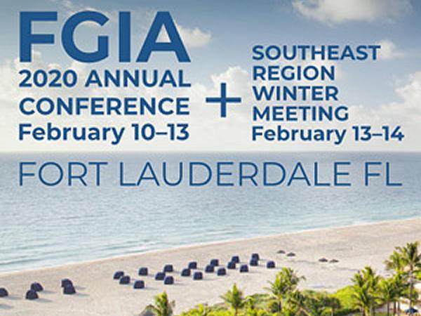 FGIA Annual Conference 2020