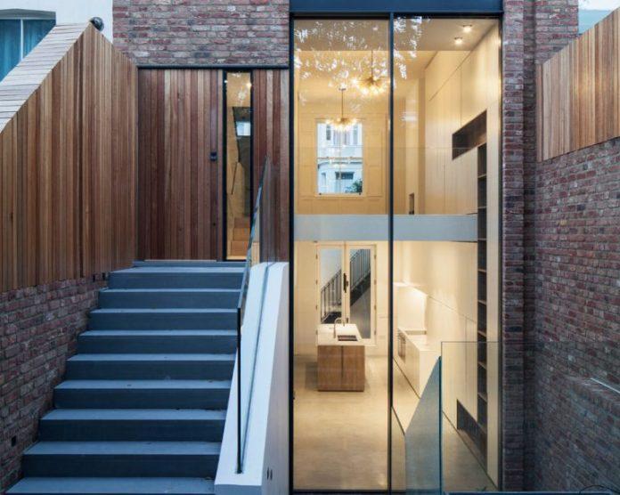 IQ Glass Tall Minimal Windows - Portland Road