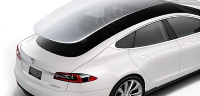 Tesla Glass Patent