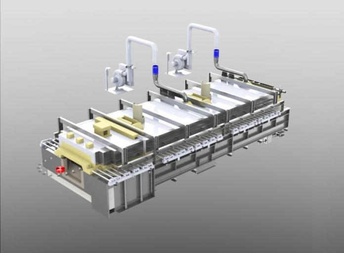Vidroporro appoints Fives Stein for Glass Factory Expansion
