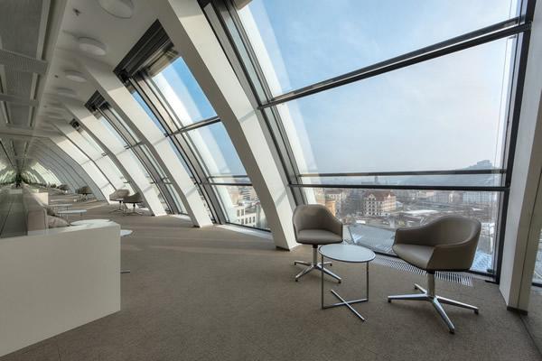 Guardian Glass Project: Florentinum Complex