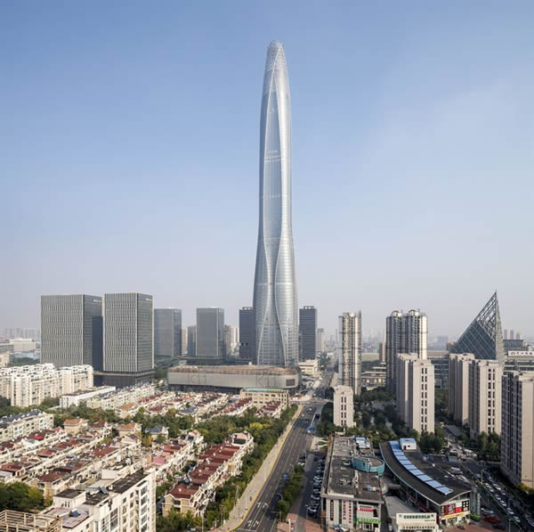 Tianjin Finance Center