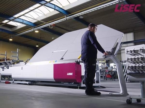 LiSEC BSV-45NK - Automatic spacer bending machine