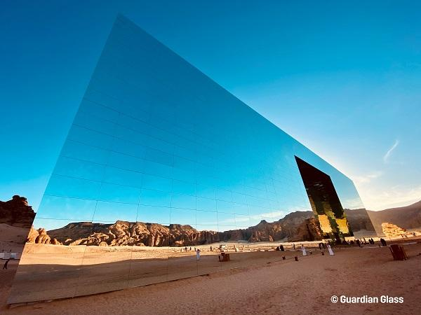 Guardian Glass: Guinness World Records hails Saudi Arabia's Maraya Concert Hall as world's largest mirror-clad building