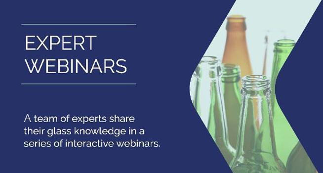 Glass Technology Services hosts expert glass webinars