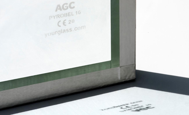 AGC glass doubles warranty on Pyrobelite and Pyrobel fire-resistant glass