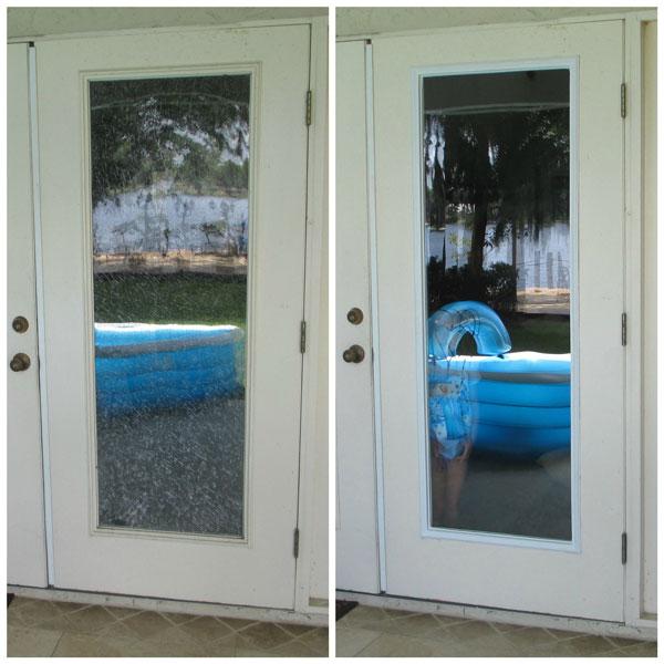 door glass repair and replacement near