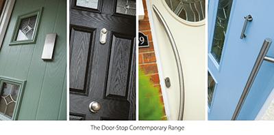 Contemporary Hardware 4 New Suites On Door Stop Doors Glass News