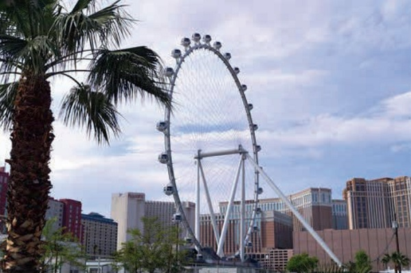 Image1: The High Roller, located along the Strip in Las Vegas, Arup