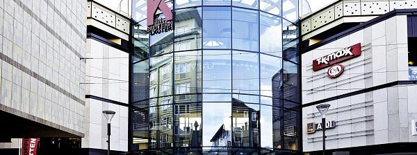 """""""K"""" shopping centre, Kaiserslautern"""
