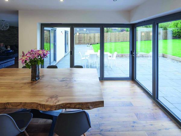 Seven Design Features of Bi-fold Doors