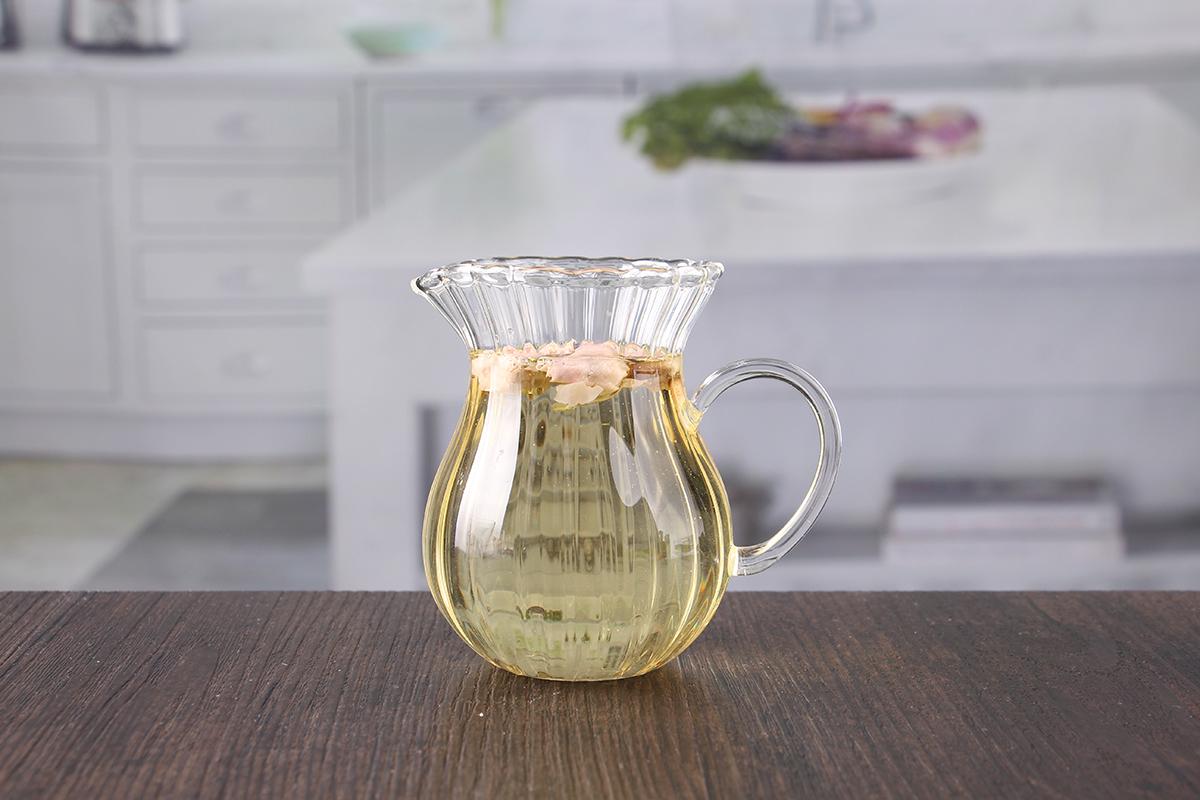 Small Glass Decanter