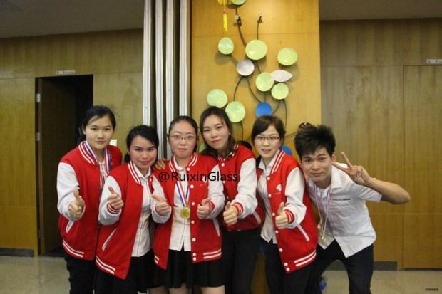Ruixin glassware 2018 Annual meeting