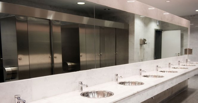 Bathroom Countertops Mirrors Interior L Shaped