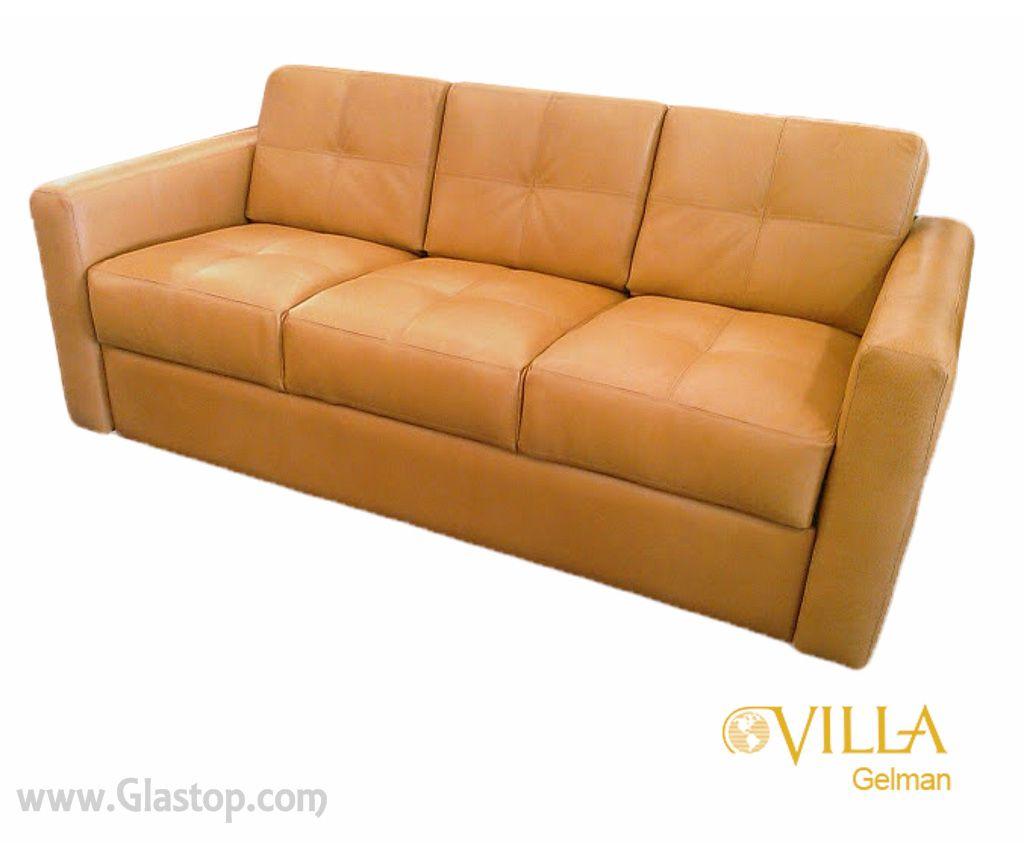 Villa Gelman Jackknife Sofa Glastop Inc