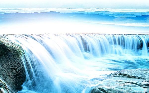 O mundo é waterfall!