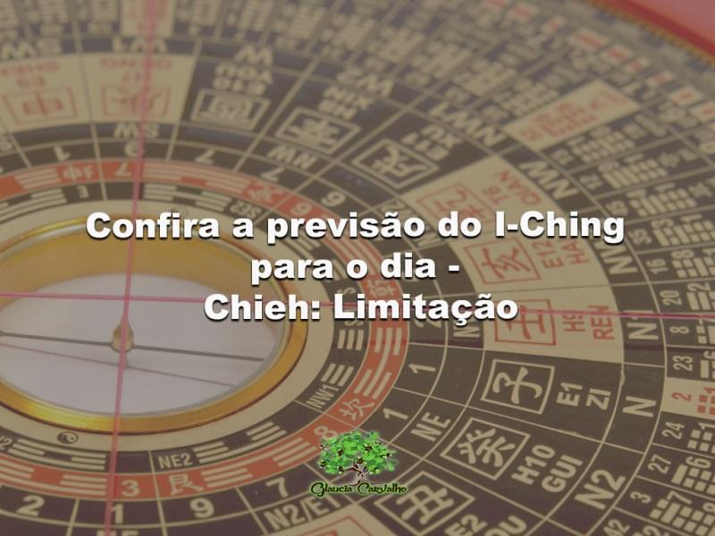 Confira a previsão do I-Ching para o dia - Chieh: Limitação