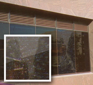 Spandrel Glass For Non Vision Areas