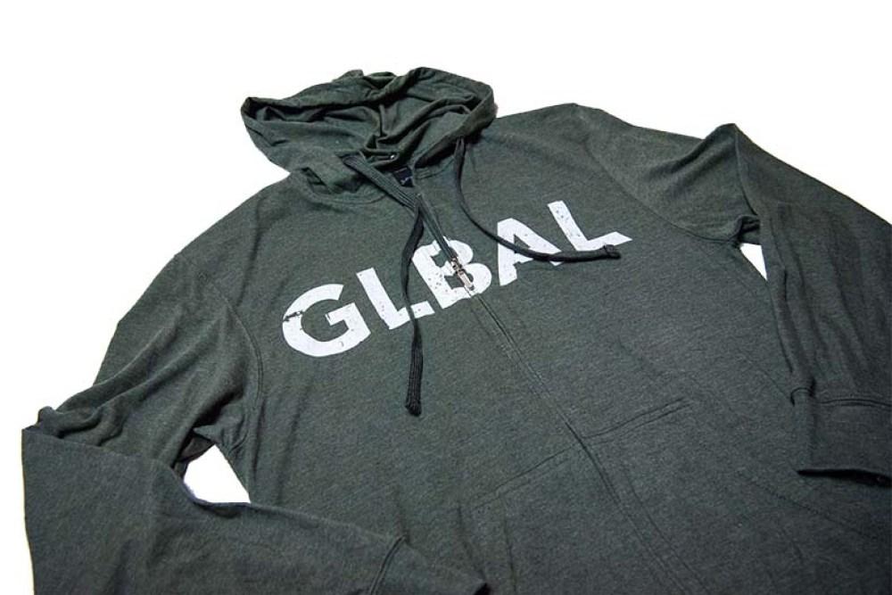 glbal hoodie