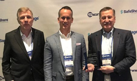 Great Lakes Dredge & Dock wins Safety Excellence Award