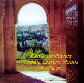 Middle Eastern Moods Cover