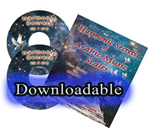 Downloadable Harmonic Secrets of Arabic Music with 2 CDs