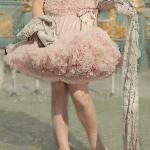 Shell Pink Petti Skirt