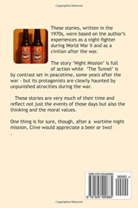 Night Mission Seven WWII Era Stories Back