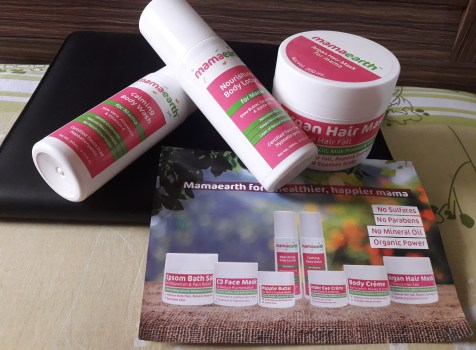 Mama's Call for MamaEarth – Product Review