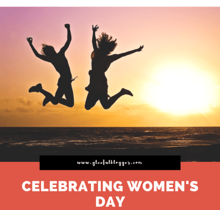 celebrating women's day