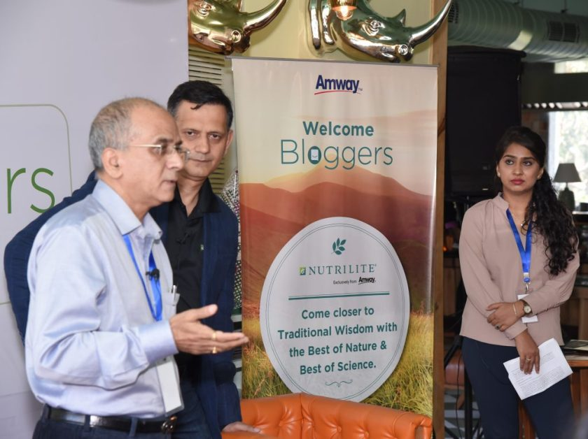 Amway nutrilite event