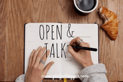 Open and Talk – A New Beginning