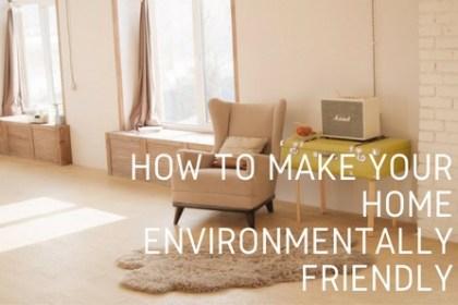 environment friendly home decor