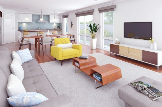 furniture of granny flat