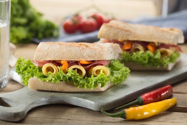 vegetable sandwich kid friendly breakfast ideas