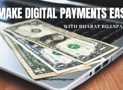 Make Digital Payments using Bharat BillPay Payment System