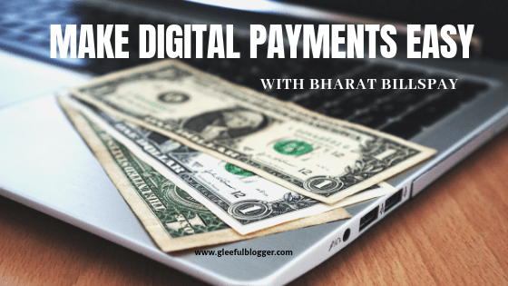 Digital payments by bharat billspay