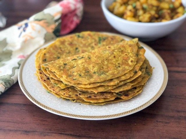 methi thepla kid-friendly breakfast ideas