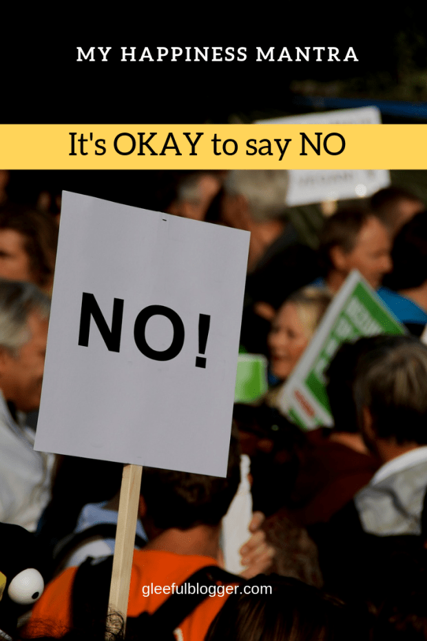 It's okay to say no sometimes say no quotes