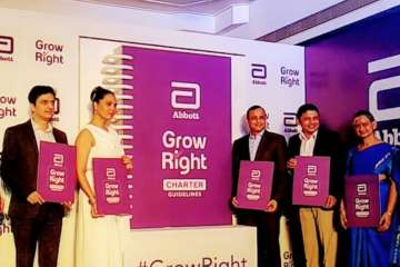 growright blogchatter pediasure mumbai event