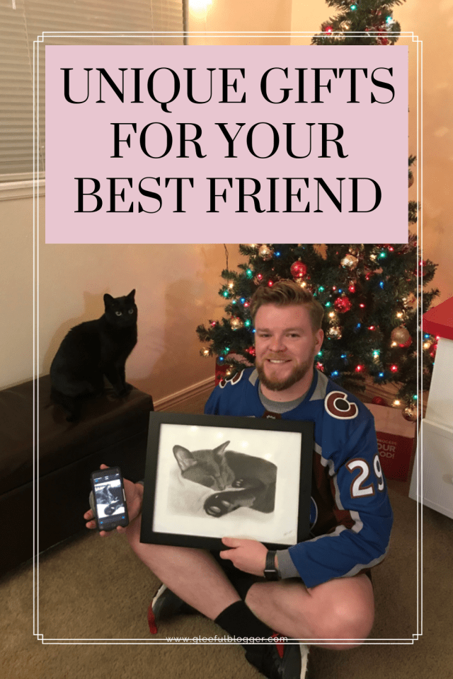 ideas for best friend gifts