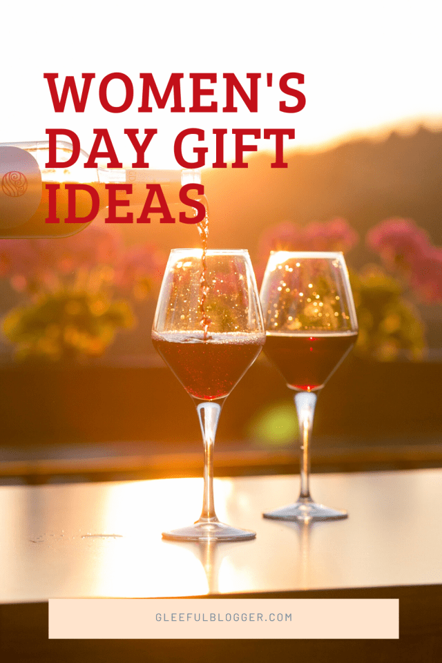 women's day gift ideas for wife or lover