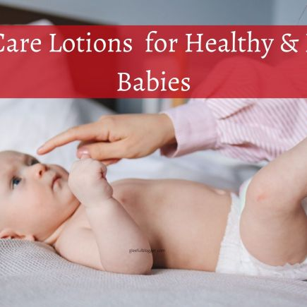 baby care lotions