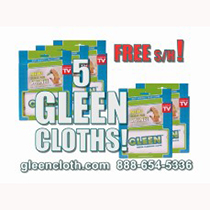 GLEEN As Seen On TV Value 5 Pack