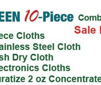 GLEEN Holiday10 Piece Combo Pack
